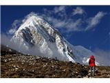 Pomuri 7161m, Nepal oktober 2011