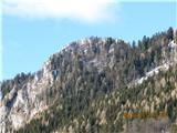 Veliki Rogatecpogled iz planine na Rogatec