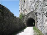 boljunec___bagnoli_della_rosandra - Val Rosandra