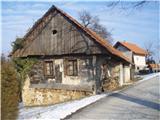 Drameljska planinska pot...stara stavbna dediščina...