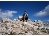 Bovški Gamsovecna vrhu-Stenar
