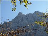 Bovški GamsovecTriglavska stena