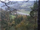 Rokovnjaška planinska pot,,,v dolini je hrumelo...