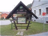 Rokovnjaška planinska pot...Start  v Blagovici...