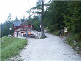 Prečenje Via de la Vita - Vevnica - Strug - PonceKoča Zacchi