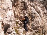 Prečenje Via de la Vita - Vevnica - Strug - PonceLojtrica v pomoč