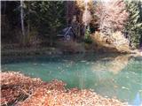Jezero pri Čežov