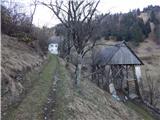 Grahovo ob Bači (Brelih) - crvov_vrh