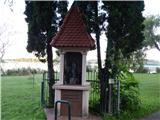 Sv.Trojica v Slov. goricah (Ribiška trgovina Som) - Trojiško jezero (Gradiško jezero)