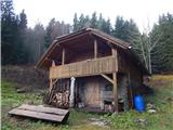 Forestry cottage Mali Vokel