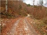 Bohinjska Bela (sv. Marjeta) - hotunjski_vrh