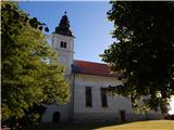 Terbegovci - Church of the Holy Spirit (Stara Gora)