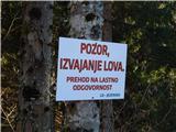 smrecje - Virnikova planina