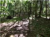 kropa_slovenska_pec - Bela peč (Podbliška gora)
