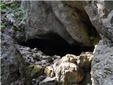 Jelovička jama and Mihova jama