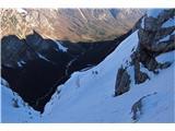 Grape, slapovi, zimski alpinistični vzponi...dobimo zasledovalce...
