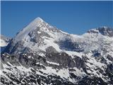 Kalški greben2019.04.20.33 Grntovec, Mlinarsko sedlo, Kalška gora