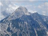 Veliki vrh (Košuta)2019.07.10.138 Vrtača in Palec