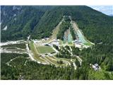 Ciprnik Nordiski center Planica.