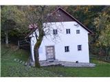 Kojca (1303m)Bevkova domačija v Zakojci.